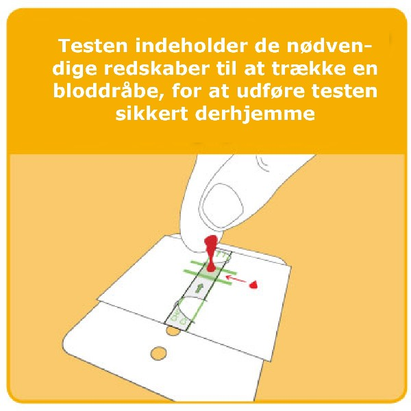 Hjemmetest for kolestrol